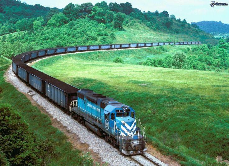 Ferrocarril de carga : Ivan