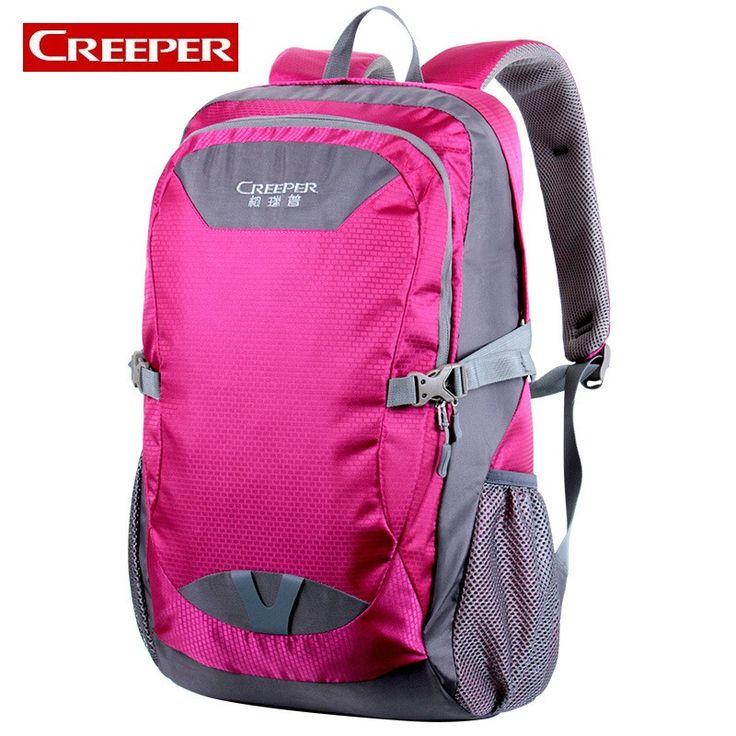 Girls Boys Waterproof Travel Backpack School Bag Mountain Climbing Camping Molle Rucksack Bike Cycling Bags Korean Style Unisex