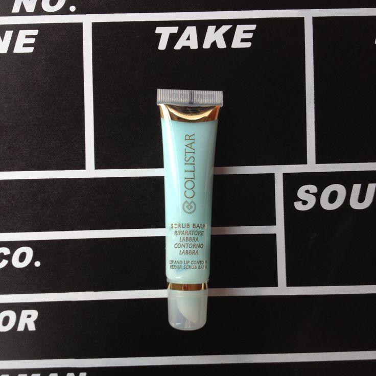 """""""Scrub Balm Riparatore Labbra Contorno Labbra""""#collistar #bellezzaitaliana #italy  #makeup #bellezza #ciak #scrub #balm #lips #labbra"""