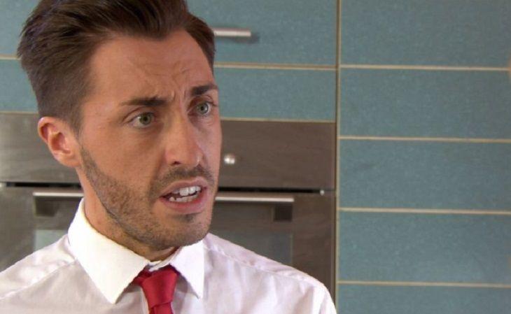Hollyoaks Spoilers: Scott Drinkwell In Grave Danger