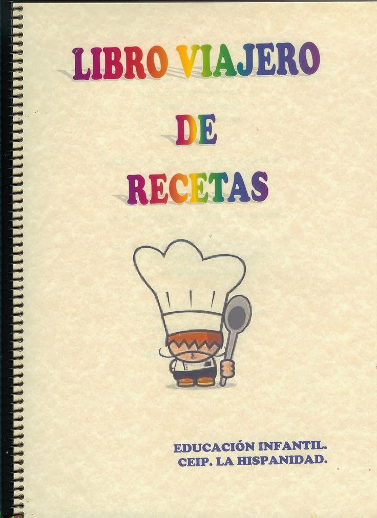 libros de recetas para trabajar en el aula hechos por niños - Buscar con Google