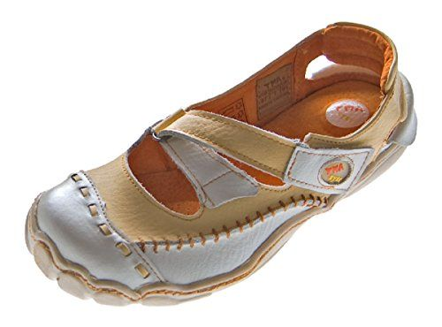 Leder Sandaletten Beige Comfort Damen Schuh Sandalen Schuhe Gr. 36 - http://on-line-kaufen.de/tma/36-eu-leder-sandaletten-comfort-damen-sandalen