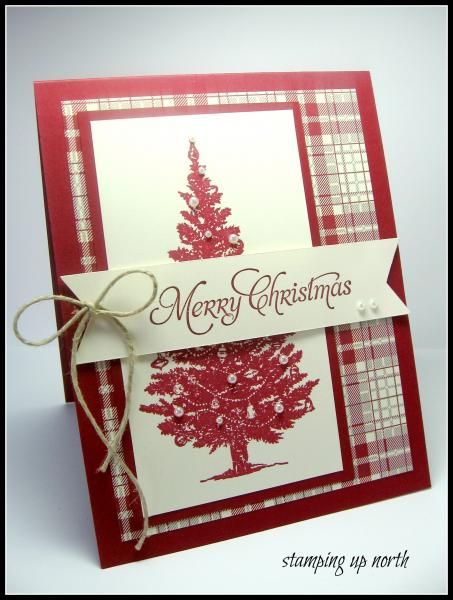 Festive Friday challenge by lhs43 - Cards and Paper Crafts at Splitcoaststampers