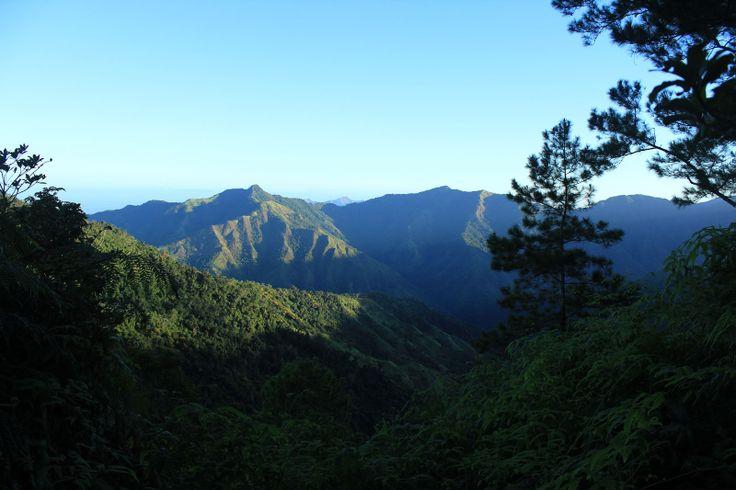#cuba #sierra #maestra #montagne #mountain #pico #turquino
