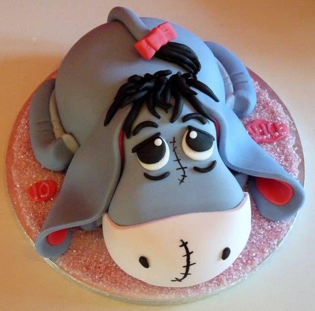 Eeyore Cake