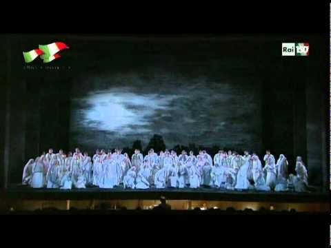 (1) Va' pensiero... Riccardo Muti speaking about Italian culture, Opera di Roma, 12.03.2011 - YouTube