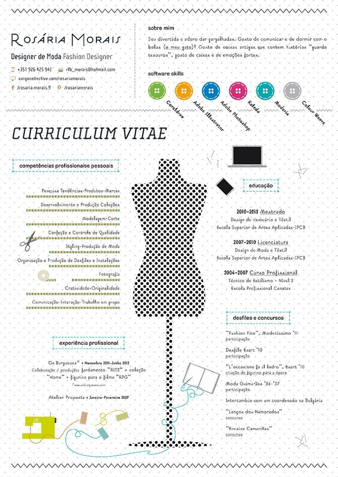 46 best images about CV on Pinterest