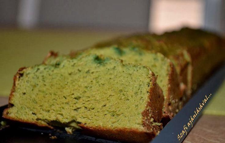 Gabonamentes brokkoli kenyér (szénhidrátszegény, paleo kenyér recept) ~ Éhezésmentes Karcsúság Szafival