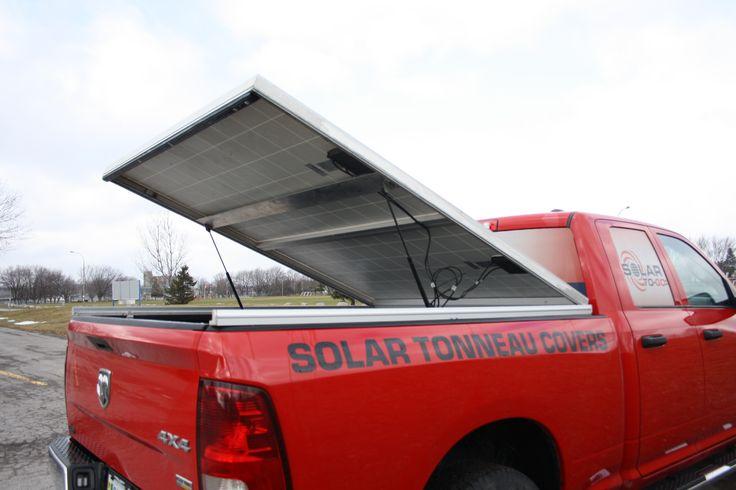 18 Best Truck Solar Tonneau Cover Images On Pinterest