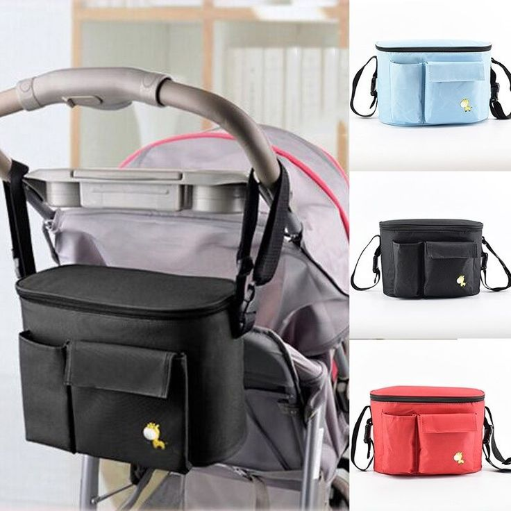 Arrival Insulation Bags For Baby Strollers Waterproof Baby Diaper Bags