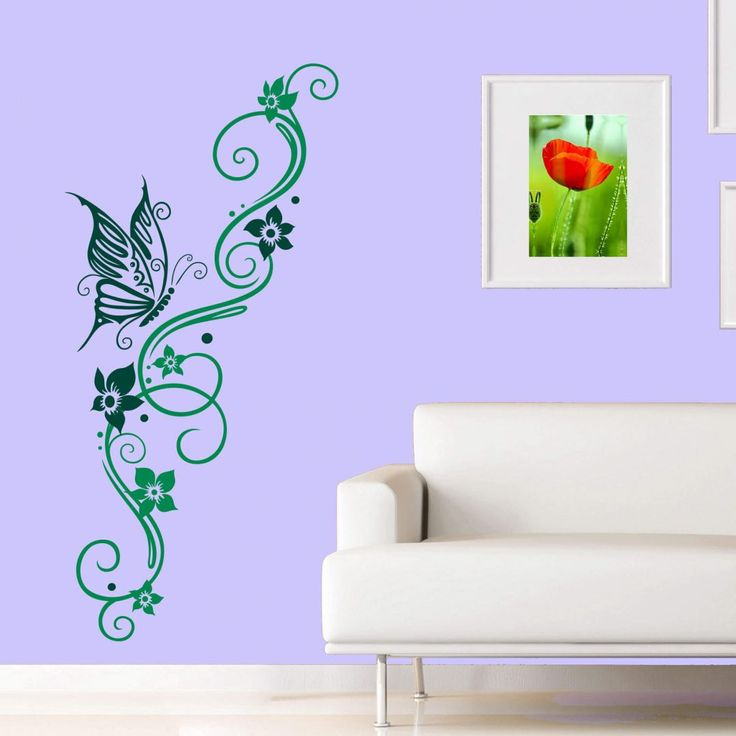 The 17 best Wandtattoo images on Pinterest | Circles, Décor room and ...