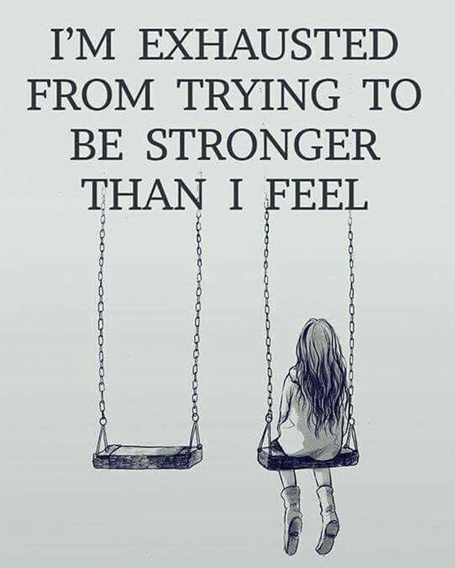 Trying to be...