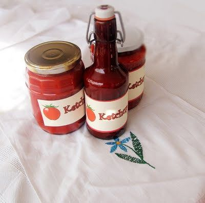 Preparare Ketchup de casa, reteta pentru iarna 7