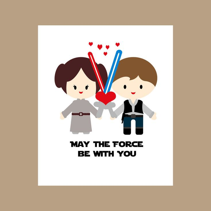 Star Wars Wedding Card, Star Wars Wedding Gift, Geek Wedding Card, Wedding Card for Couple, Nerd Wedding Card, Star Wars Valentine Card