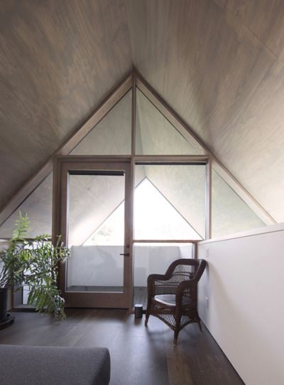 The Junsei House by Suyama Peterson Deguchi Genuine materials, precise details, slowly unveiling itself, it defies definition of program and typology.
