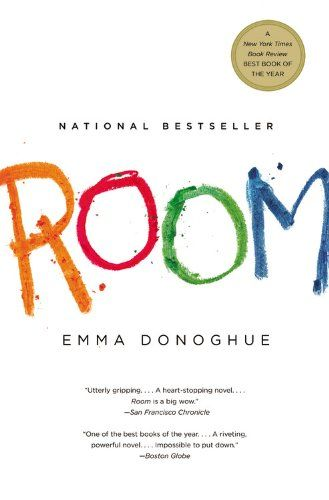 Upcoming Movie 2015 -  Room: A Novel by Emma Donoghue