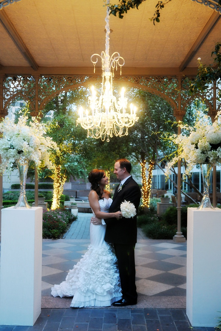 Rosewood Crescent Hotel | Luxury Dallas Weddings