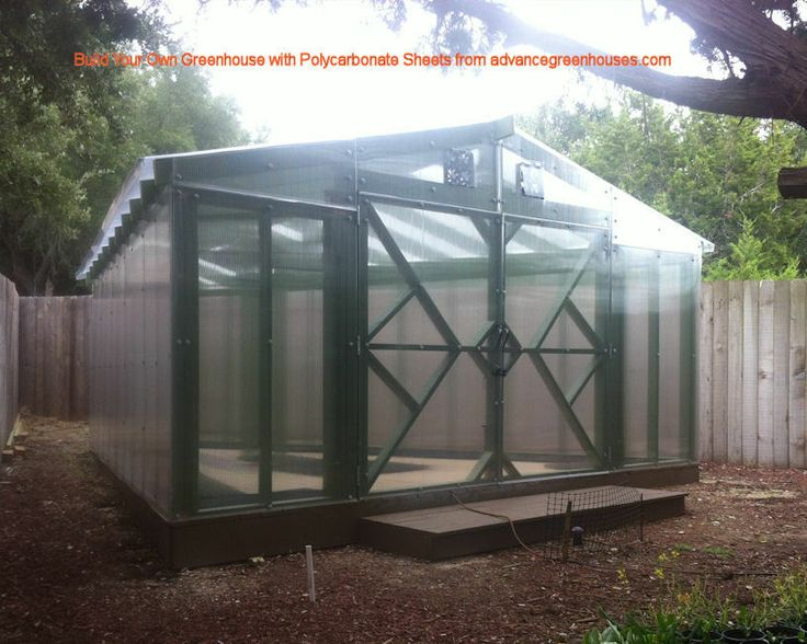 Build Your Own Greenhouse To Fit Any Space With Our
