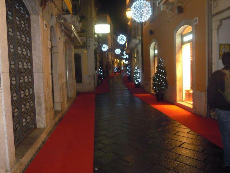 Corso Umberto - Christmas