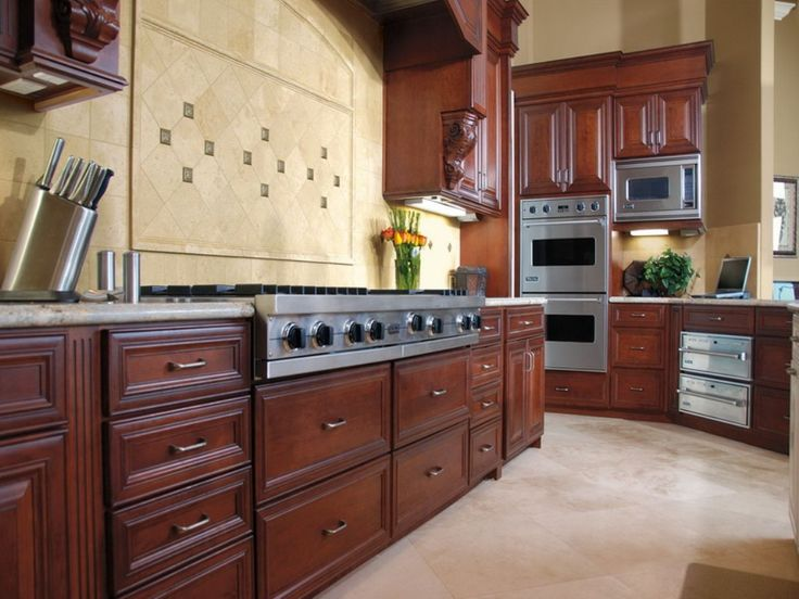 Kitchen Ideas With Chocolate Cabinets