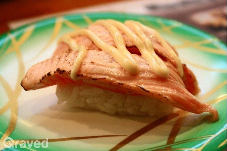 Aburi Salmon at Ippeke Komachi