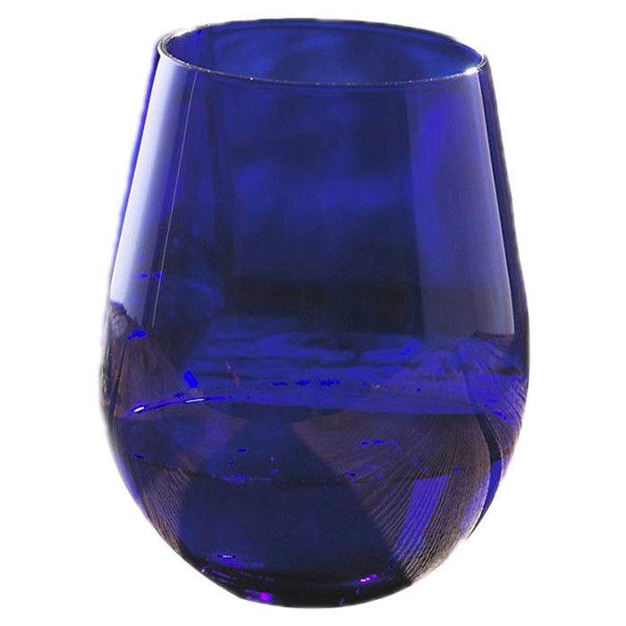 Pershing Stemless Wine Glass