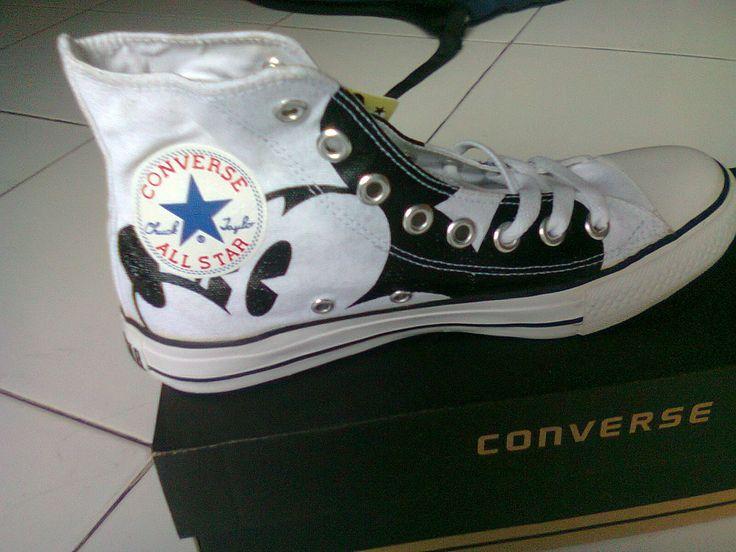 mickey mouse converse | Sepatu Converse Original - Tom - Muriyah