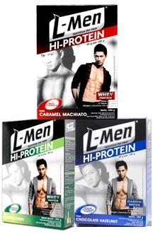 L-Men Hi-Protein