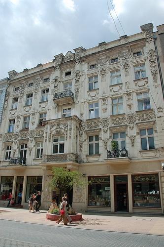 Łódź / Lodz Poland Naomi MM