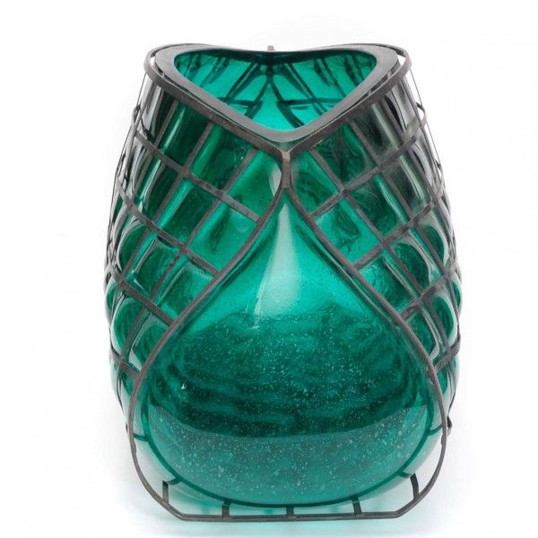 Gae Aulenti, TORTO Vase, 1995, Venini Production. Limited edition www.galleriaconsadori.com
