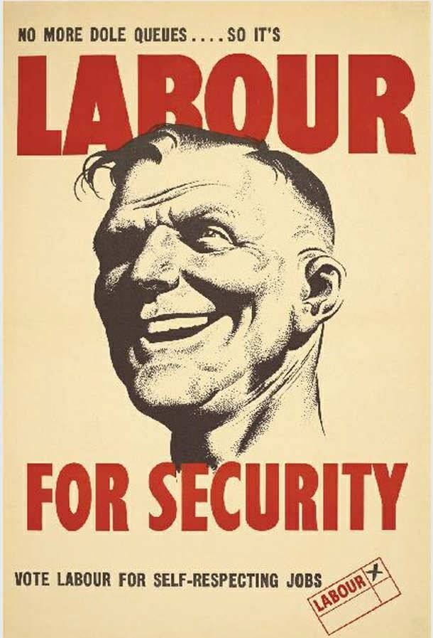 British Labour Party. 1945