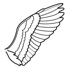 Ms de 25 ideas increbles sobre Dibujo de alas de ngel en
