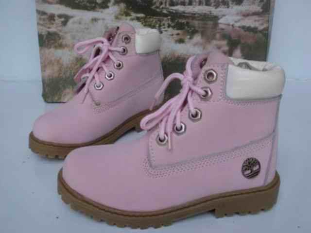 Holiday Favorite Choice,Kids Timberland Boots Pink-96