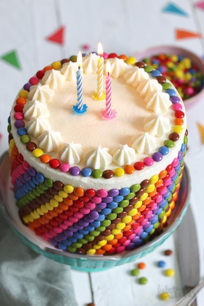 Incredible Colorful Birthday Cake Gluten Free Recipe Colorful Birthday Funny Birthday Cards Online Inifofree Goldxyz