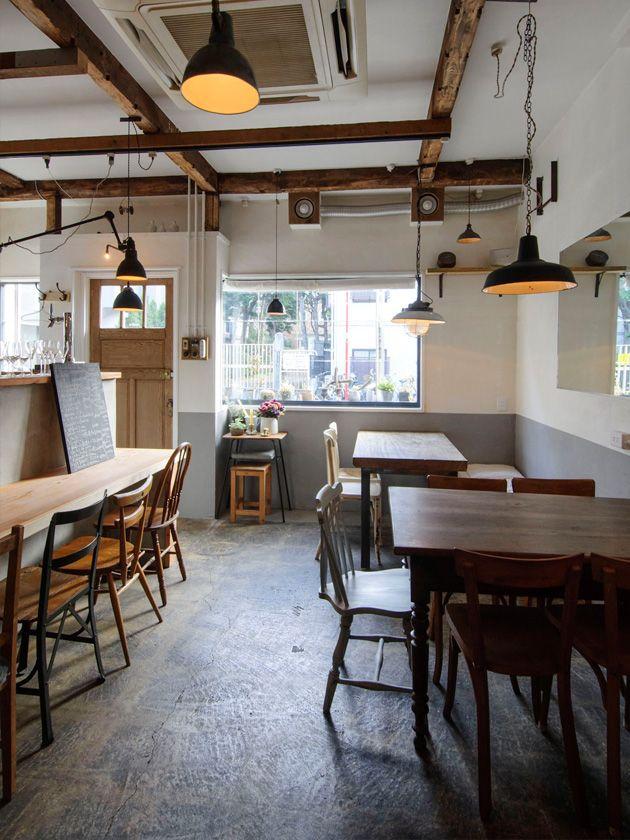 Tokyo Wine Restaurants : 【タンドル/tendre】街で愛されたカフェがフランス料理とワインの店にリニューアル