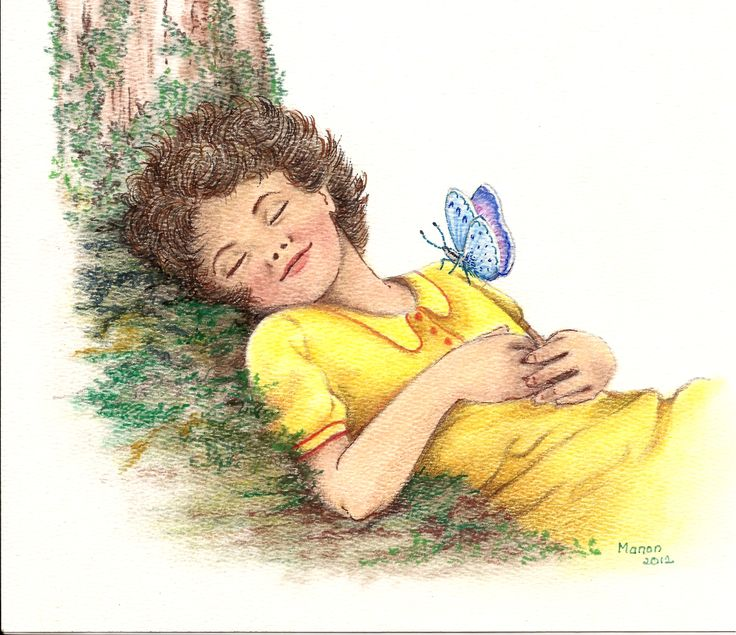 Lucy is dreaming again. From the book LUCY'S DREAMS by Manon Daniels http://www.gypsyshadow.com/ManonDaniels.html#top
