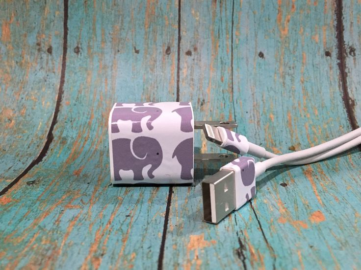 Ivory Ella inspired decal,Lilly Pulitzer Inspire,Preppy,iPhone Charger Wrap,Vineyard Vines,Preppy, elephant,i phone,personalized,sticker, by 41NDesign on Etsy