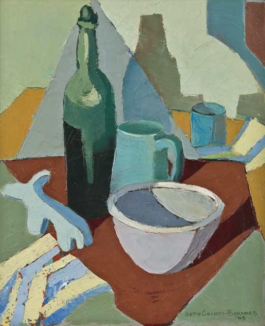 Bettie Cilliers Barnard