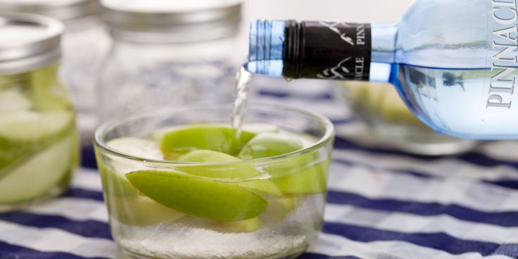 10 Things to Soak in Alcohol That Aren't Gummy Bears <3 So much better than taking a shot.