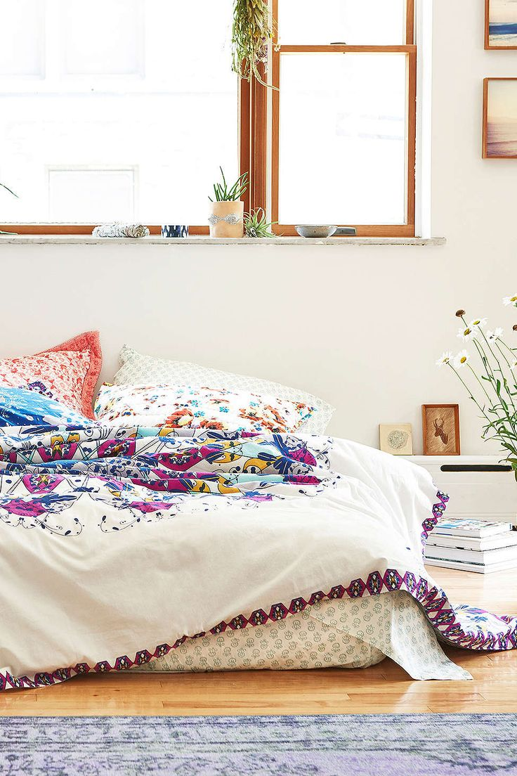 Magical Thinking Luna Medallion Duvet Cover - Urban Outfitters #UOonCampus: