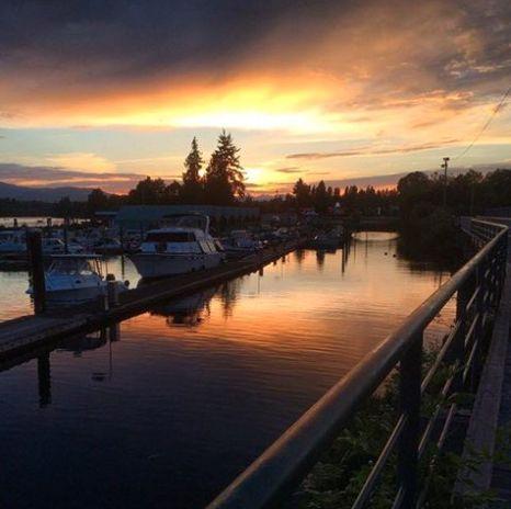 Clutesi Haven Marina, Port Alberni BC. Vancouver Island, Canada Photo by @Kathryn_316 via instagram