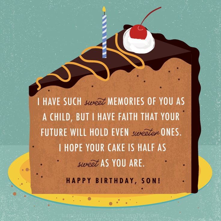 13 Best Happy Birthday Son Images On Pinterest