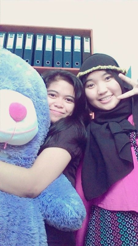 With teted and ka ney
