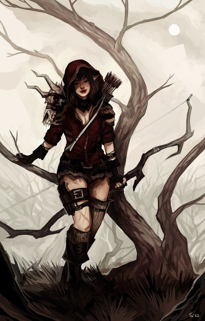 The Hunter by znodden