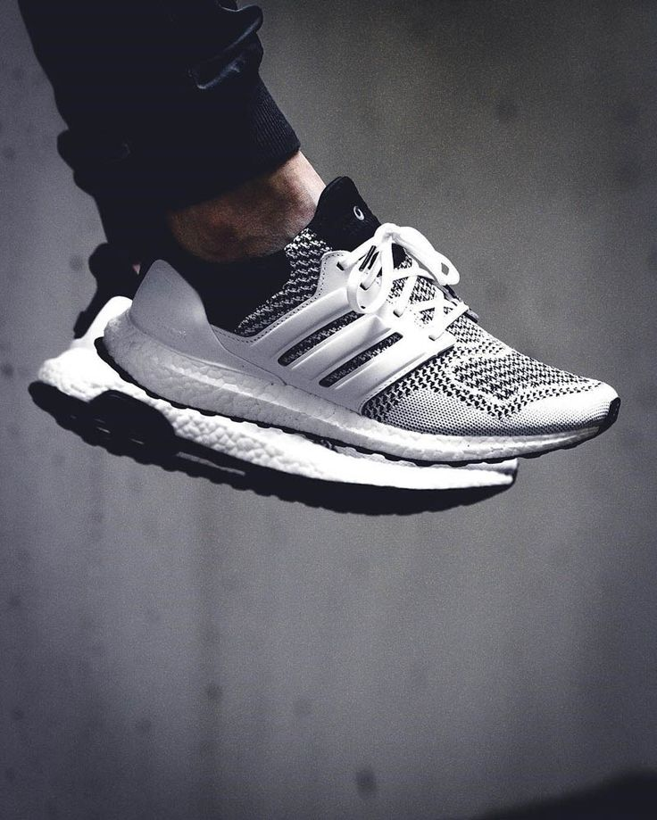 Footwear: SNS x adidas Ultra Boost.