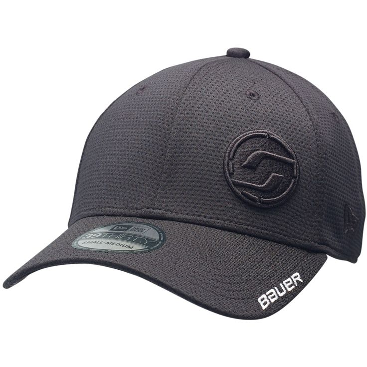Bauer Supreme 39Thirty Hockey Hat - Black