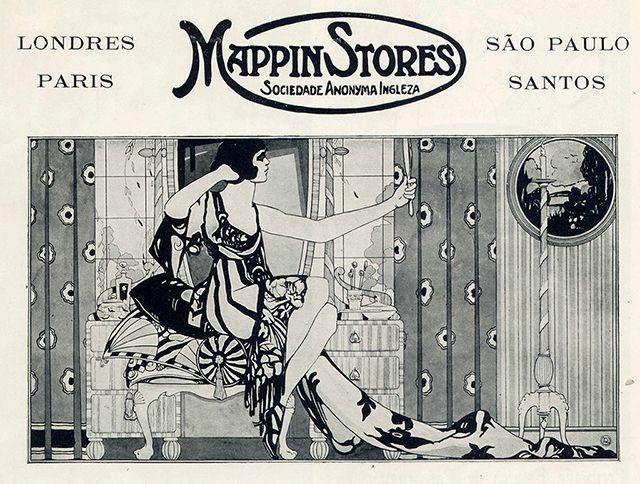 São Paulo Antiga — 12 propagandas antigas do Mappin