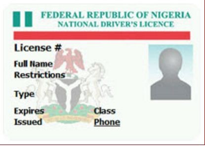 Nigerians Can Now Get Their Driver's License Online !!!