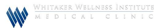 Whitaker Wellness Institute fatty liver