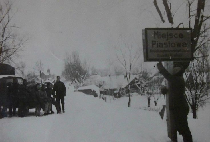 tablica Miejsce Piastowe 1941